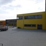 Erweiterung der Heiligenstock-Schule in Hofheim, mit 2-Feldhalle