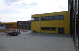 Erweiterung Heiligenstockschule Hofheim