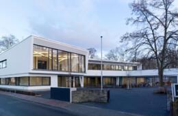 Neubau eines Gemeindezentrums mit Kindertagesstätte
