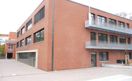 Erweiterung Konrad-Adenauer-Schule mit 3-Feld-Halle Kriftel